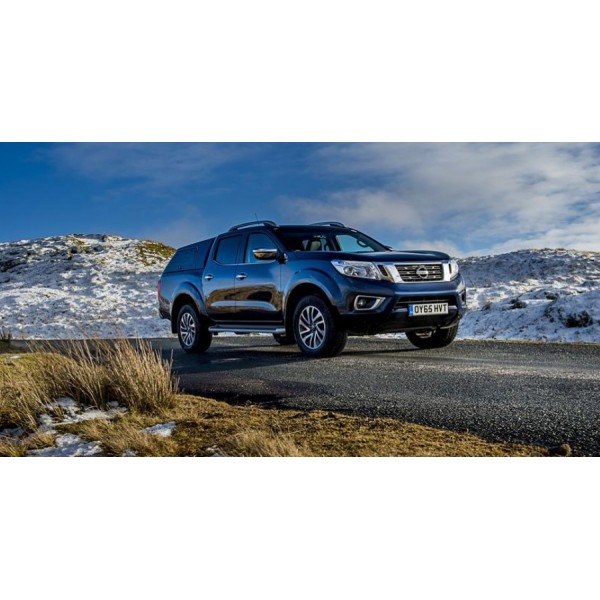 Nissan Navara NP300 rear Full Air Kit